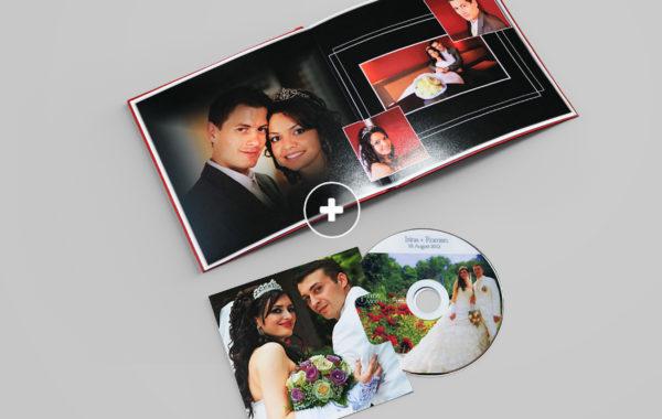 Fotoalbum + Film als Full-HDDVD